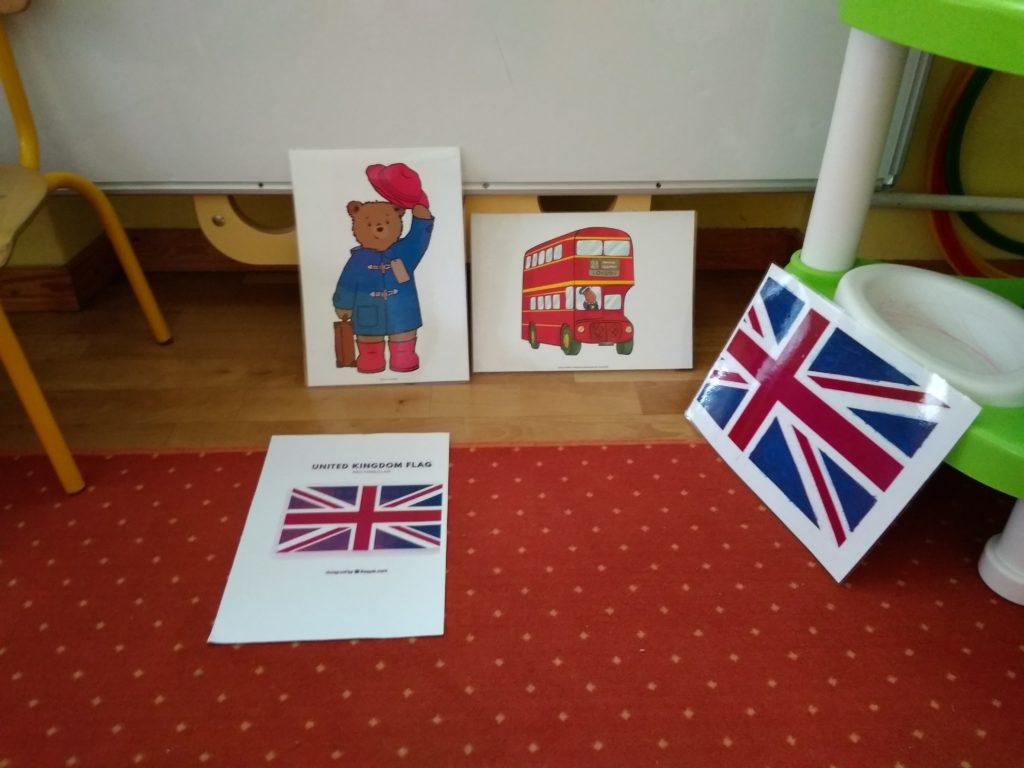 Paddington Bear- ulubieniec angielskich dzieci.