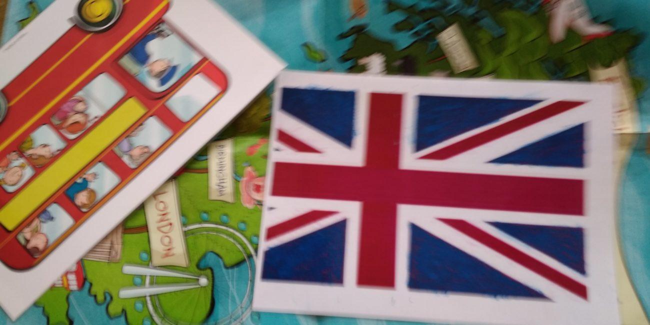 National Symbols. Symbole narodowe Anglii.