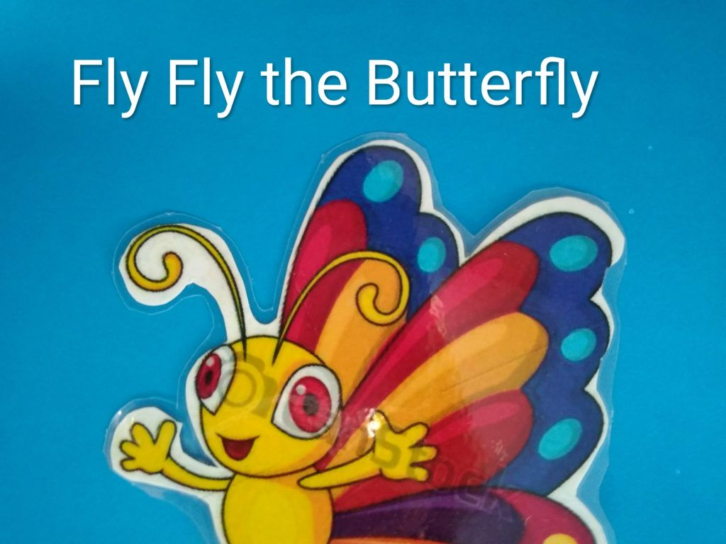 Fly the Butterfly