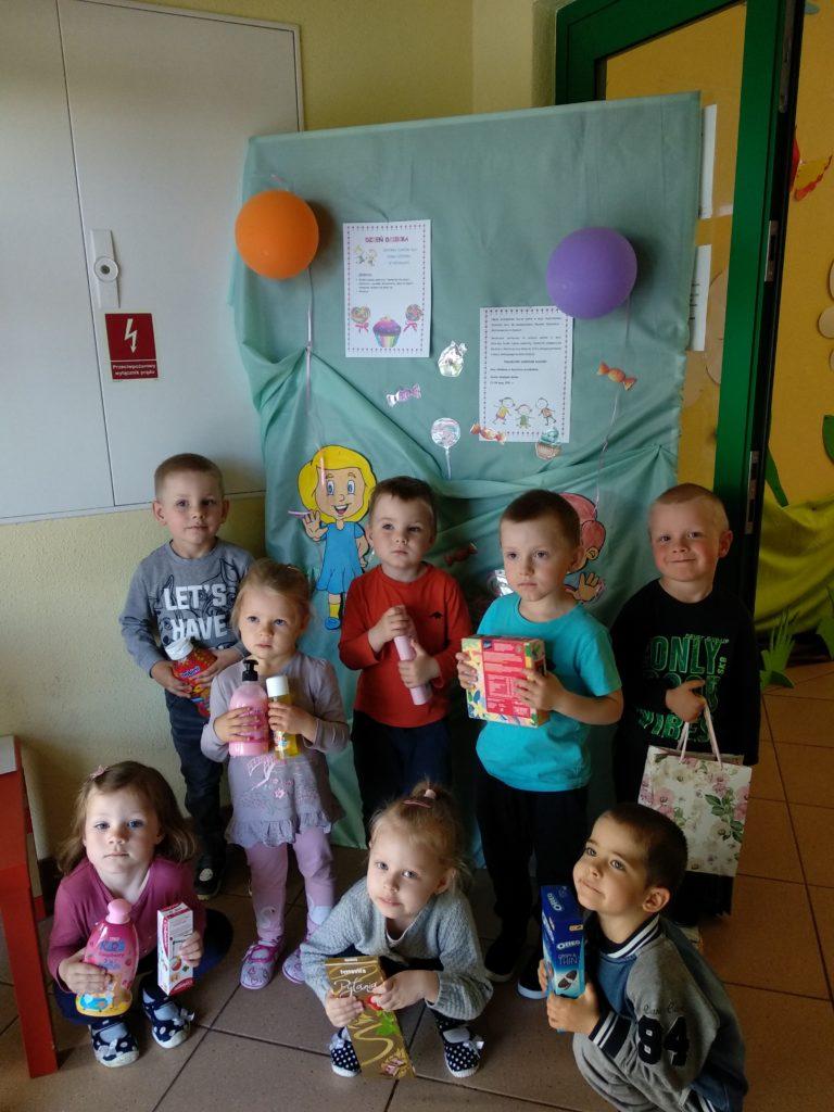 Akcja charytatywna z okazji Dnia Dziecka